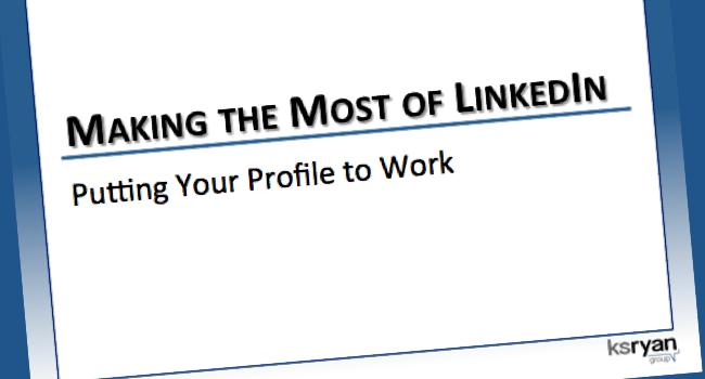 LinkedIn Classes
